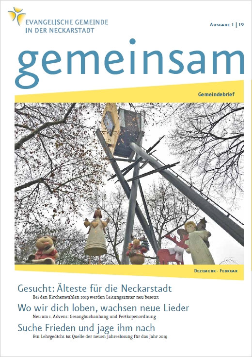 Quelle: Evangelische Gemeinde in der Neckarstadt, Mannheim